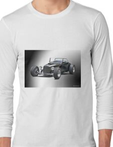 1937 Ford 'Track T' Roadster Long Sleeve T-Shirt
