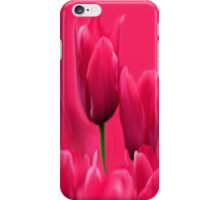 Floral, tulips,romantic/ Art + Products Design  iPhone Case/Skin