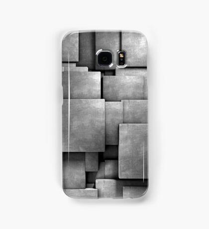 Concrete blocks Samsung Galaxy Case/Skin