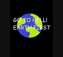 Hell or Earth Unisex T-Shirt