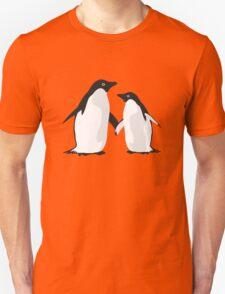 Cute Christmas Penguins T-Shirt