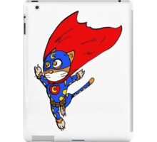 Supercat II iPad Case/Skin