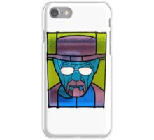 Heisenberg Stained Glass iPhone Case/Skin