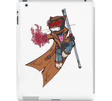 Gambit cat iPad Case/Skin