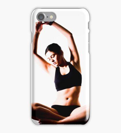 Misuzu Yoga Portrait 2 iPhone Case/Skin