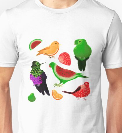 Fruit Flyers Unisex T-Shirt