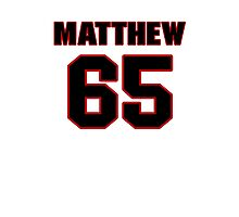 NFL Player Matthew Masifilo sixtyfive 65 Photographic Print