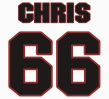 NFL Player Chris Chester sixtysix 66 by imsport