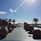 Abandoned 90s Fountain, Faro by jezkemp