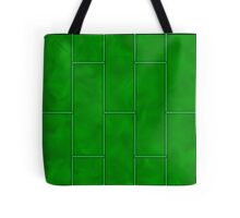Window to Forest Greenery Tote Bag