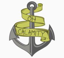 Oh Calamity Anchor T-Shirt