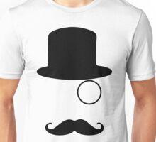 Monical Top Hat Sir Unisex T-Shirt