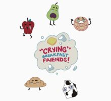 """Crying"" Breakfast Friends! // Steven Universe by hocapontas"
