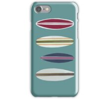 line up iPhone Case/Skin