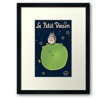 Le Petit Voisin (The Little Neighbour) Framed Print