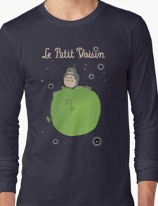 Le Petit Voisin (The Little Neighbour) Long Sleeve T-Shirt