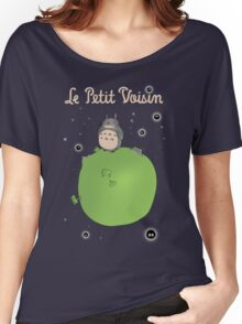 Le Petit Voisin (The Little Neighbour) Women's Relaxed Fit T-Shirt