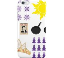 Tangled - Ugly Christmas Sweater iPhone Case/Skin