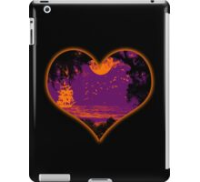 Pirate scene iPad Case/Skin