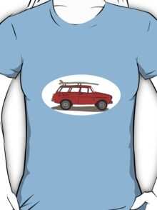 surfs up! T-Shirt