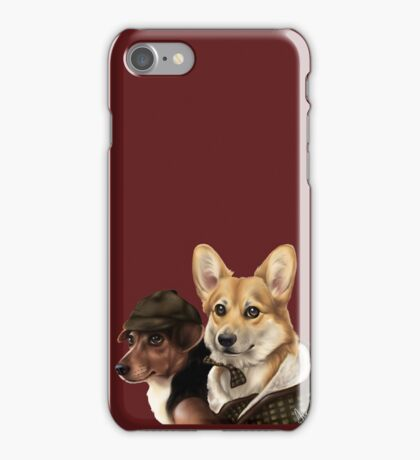 Willow and Doogy iPhone Case/Skin
