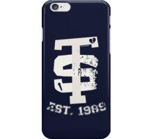 TS college iPhone Case/Skin