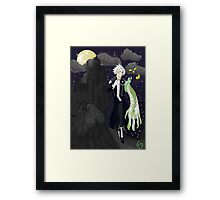 Allen Walker & Tin campy Framed Print