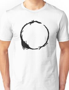 Arrival Movie Circle Language 4 Unisex T-Shirt