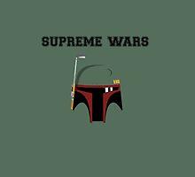 Supreme Wars'ssss Boba by Zack Kalimero