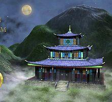 Temple Of Wisdom by edwardfish