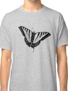 Butterfly Clear Classic T-Shirt