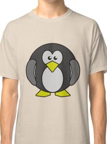 Cartoon penguin Classic T-Shirt