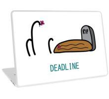 Deadline Laptop Skin