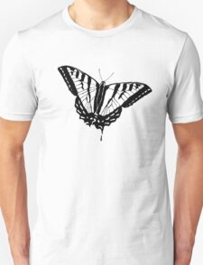 Butterfly - White T-Shirt
