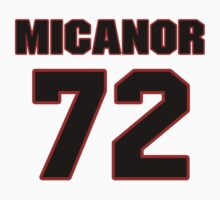 NFL Player Micanor Regis seventytwo 72 by imsport