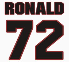 NFL Player Ronald Talley seventytwo 72 by imsport