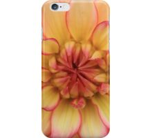 Dahlia - JUSTART © iPhone Case/Skin