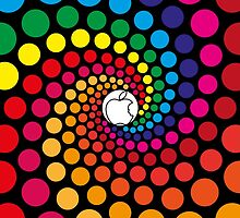 United Colors of Apple by Zack Kalimero
