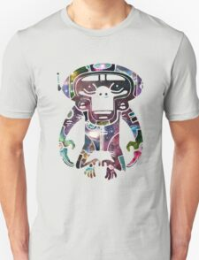 Space Monkeyz Celestial Graphic Unisex T-Shirt