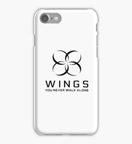 bts - you never walk alone.  iPhone Case/Skin