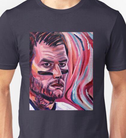Tom Brady on Fire Unisex T-Shirt