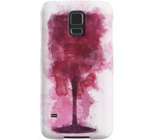Wine Glass Illustration Samsung Galaxy Case/Skin