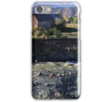 By the Eagle River iPhone Case/Skin