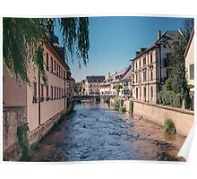 Small town, Germany Poster