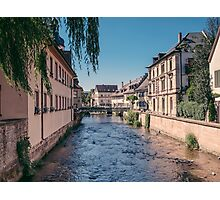 Small town, Germany Photographic Print