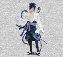 【8000+ views】NARUTO: Uchiha Sasuke Kids Clothes
