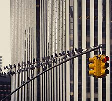 Big NYC Family by Jane Terekhov