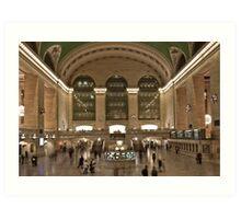 Grand Central Station, New York Art Print