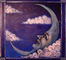 cozy moon by greg ottlinger