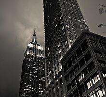 Empire State Building by Jane Terekhov